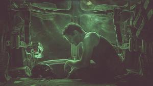 Avengers Endgame Iron Man Robert Downey Jr Tony Stark 4800x1992 Wallpaper