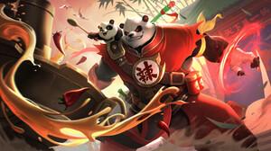 Panda 1920x1080 Wallpaper