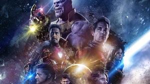 Ant Man Black Widow Captain Marvel Hawkeye Iron Man Thanos Thor 2248x1644 Wallpaper
