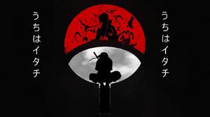 Uchiha Itachi Naruto Shippuuden 1600x900 Wallpaper