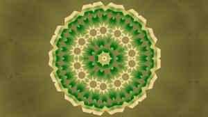 Digital Art Pattern Artistic Green 4250x2250 Wallpaper
