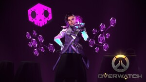 Sombra Overwatch 2500x1406 wallpaper