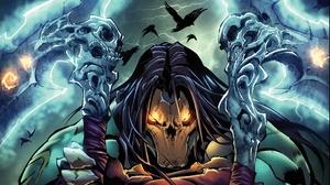 Dark Darksiders Ii Warrior Weapon 2171x1614 Wallpaper