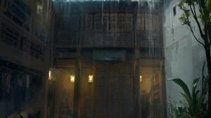 Fantasy Building 1920x1408 Wallpaper