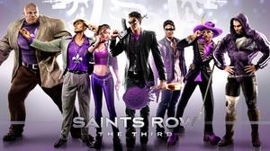 Video Game Saints Row The Third 3840x2160 wallpaper