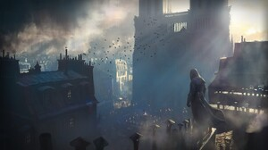 Video Game Assassins Creed Unity 3524x2000 Wallpaper