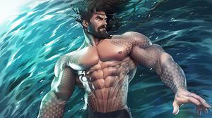 Aquaman Dc Comics 2560x1440 Wallpaper