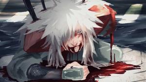 Jiraiya Naruto 2048x1202 Wallpaper