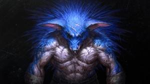 Creature 2100x1100 wallpaper