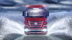 Video Game Euro Truck Simulator 2 1920x1080 Wallpaper