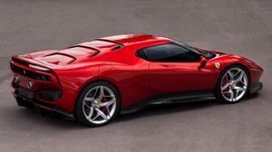 Car Coupe Ferrari Sp38 Red Car Sport Car 1920x1080 Wallpaper