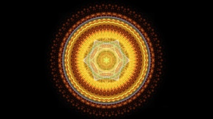 Artistic Circle Digital Art Mandala Pattern 1920x1298 wallpaper