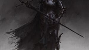 Bogdan Rezunenko Knight Fantasy Art Ghoul Artwork 1580x1920 Wallpaper
