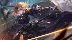 Fate Apocrypha Fate Grand Order Jeanne D 039 Arc Fate Series Ruler Fate Apocrypha Ruler Fate Grand O 1920x1308 Wallpaper