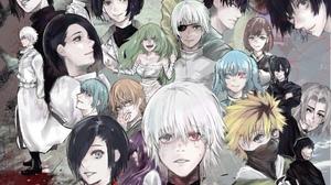 Anime Tokyo Ghoul Re 2048x1592 wallpaper