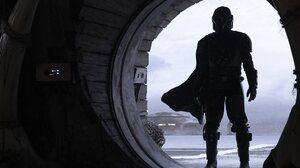 Star Wars The Mandalorian Character The Mandalorian Tv Show 2048x1365 Wallpaper
