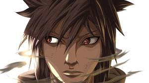 Sasuke Uchiha 2771x1500 wallpaper