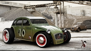 Vehicles Citroen 1920x1080 wallpaper