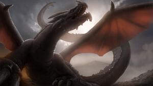 Dragon 1920x1124 wallpaper
