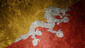 Misc Flag Of Bhutan 1920x1200 Wallpaper