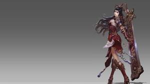 Fantasy Women Warrior 2520x1572 Wallpaper