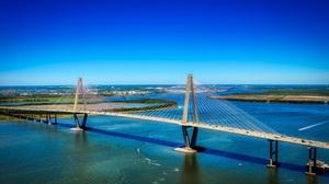 Bridge River Usa 4000x2436 Wallpaper