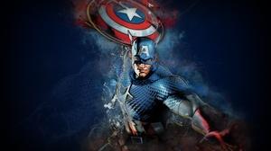 Captain America Marvel Comics 3840x2160 Wallpaper