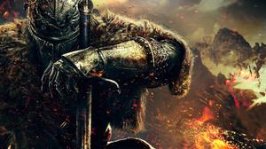 Armor Bearer Of The Curse Dark Souls Dark Souls Ii Sword Warrior 1920x1080 Wallpaper