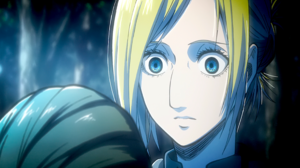 Annie Leonhart Attack On Titan Shingeki No Kyojin 2560x1600 wallpaper