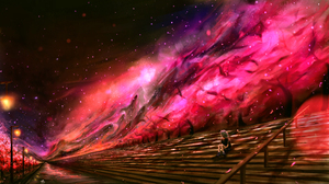 Digital Art Concept Art Science Fiction Artwork Fantasy Art Fan Art 3D CGi Painting 3840x2160 Wallpaper