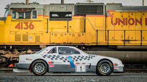 Race Car Mopar Coupe Car 2048x1152 Wallpaper