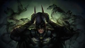 Batman Dc Comics 3000x1800 wallpaper