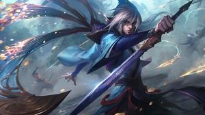 League Of Legends Talon League Of Legends 7680x4320 wallpaper
