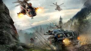Video Game Modern Combat 1920x1080 Wallpaper