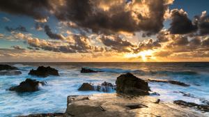 Earth Ocean 3954x2224 Wallpaper
