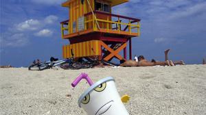 Aqua Teen Hunger Force Beach Human 1280x1024 Wallpaper