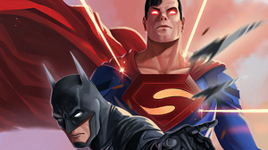 Batman Dc Comics Justice League Superman 3200x1800 wallpaper