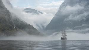 Mountain Norway 3840x2160 Wallpaper