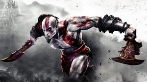 God Of War Kratos God Of War 2560x1600 Wallpaper