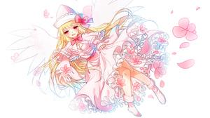 Lily White 2000x1125 Wallpaper
