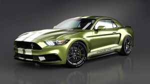 Ford Mustang Notchback Car Ford Muscle Car 2560x1600 wallpaper