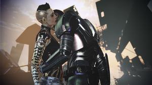 Commander Shepard Jack Mass Effect 1920x1080 Wallpaper