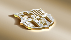 Fc Barcelona Logo Soccer 2560x1600 Wallpaper