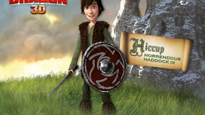 Hiccup How To Train Your Dragon 1280x1024 wallpaper