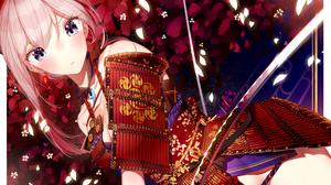 Miyamoto Musashi Fate Grand Order Fate Grand Order Fate Series Anime Girls Women White Hair Long Hai Wallpaper Resolution 4315x3000 Id 637964 Wallha Com