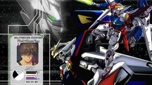 Anime Mobile Suit Gundam Wing Gundam 1024x768 Wallpaper