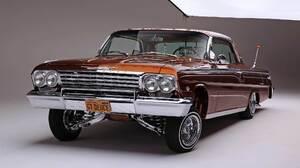 Chevrolet Impala Lowrider Muscle Car 2048x1360 wallpaper