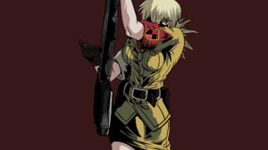 Anime Hellsing Seras Victoria 1920x1080 Wallpaper