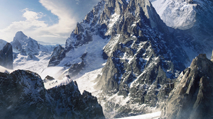 Mountain Snow 1920x939 wallpaper