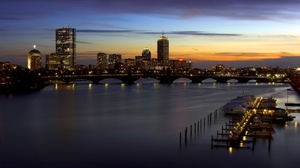 Man Made Boston 2560x1600 Wallpaper